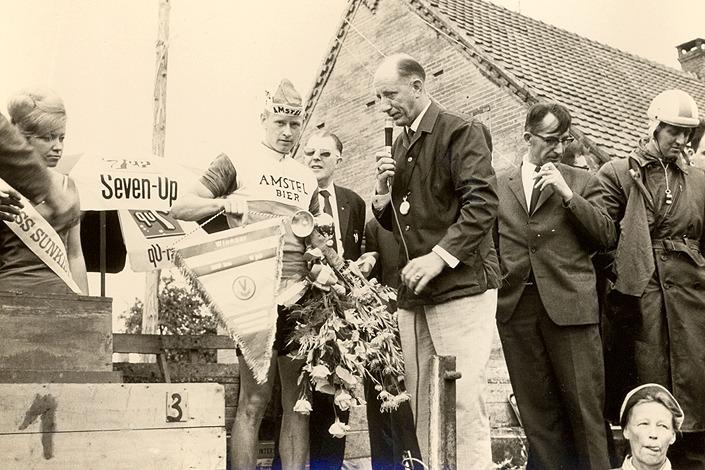 Historie 1965,Harry Stevens1